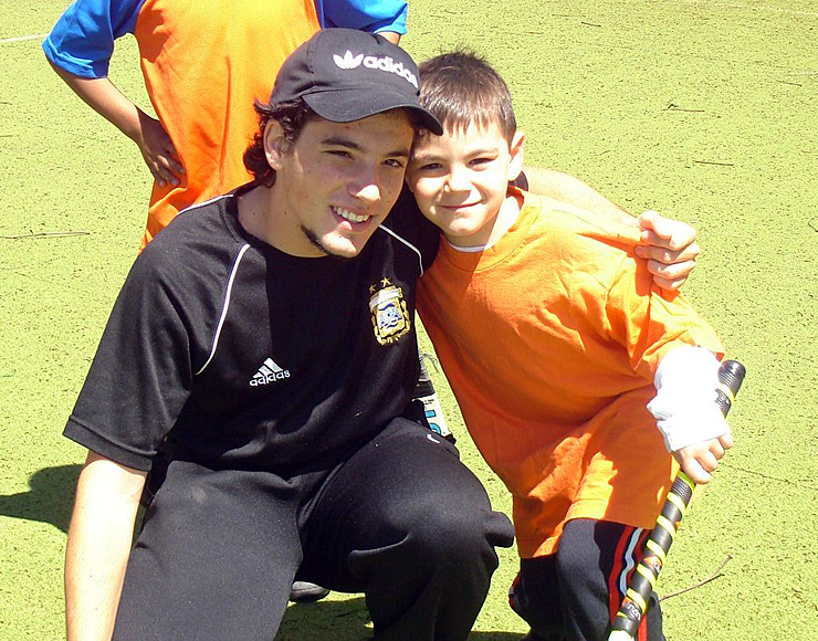 Coach Hockey in Argentina