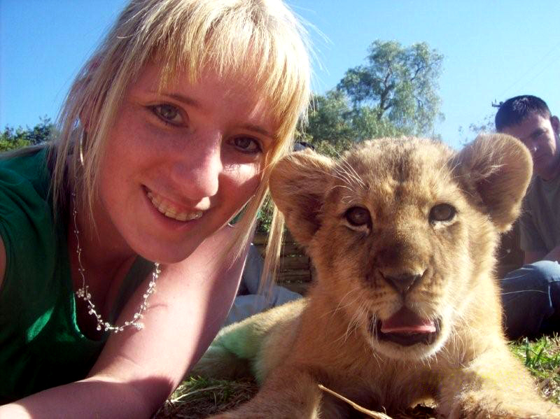 Work with Lion Cubs South Africa