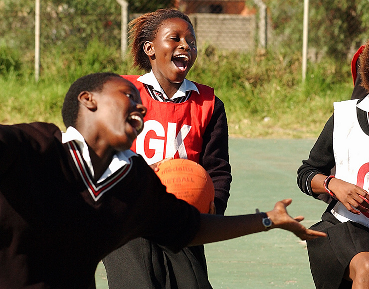 Kids Netball South Africa