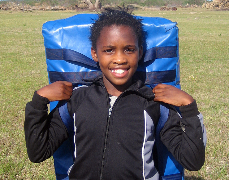 Rugby Coaching Project in South Africa, Port Elizabeth 2597