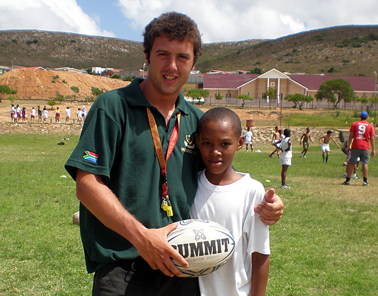 Volunteer Rugby Coach