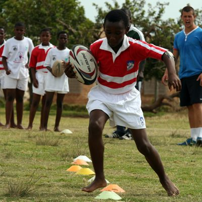 Rugby Coaching Project in South Africa, Port Elizabeth