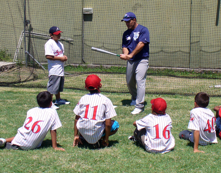 Baseball Coaching Project Argentina