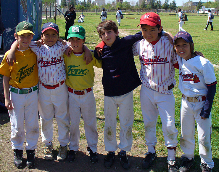 Baseball Coaching Project in Argentina, Buenos Aires 2567