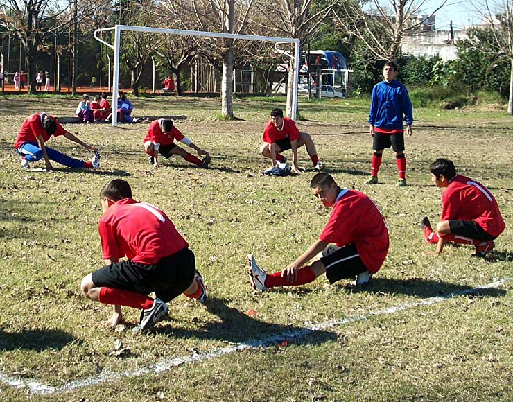 Football Training Camp Argentina