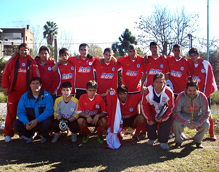 Higher Level Football Coaching in Argentina, Buenos Aires 2562
