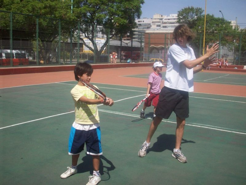 Tennis in Argentina Project