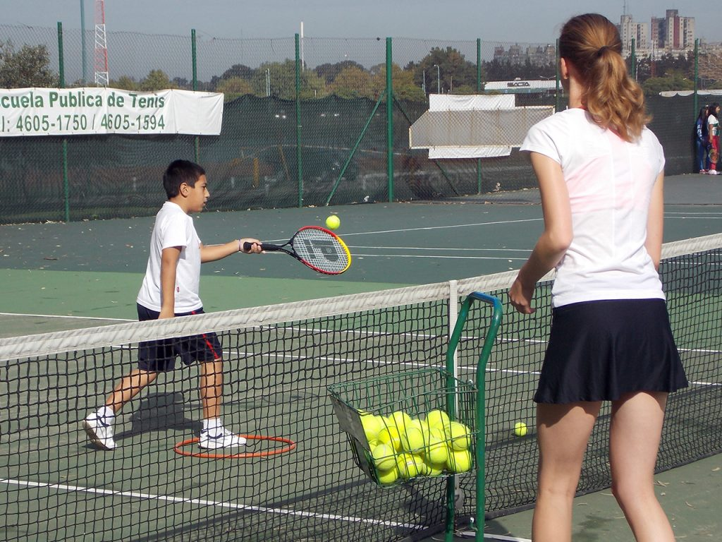 Tennis Coaching Project Argentina