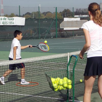 Tennis Coaching Project in Argentina, Buenos Aires