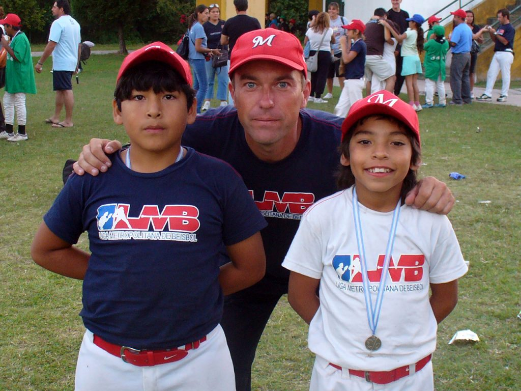 Baseball Community Project Argentina