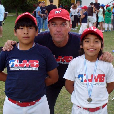 Baseball Coaching Project in Argentina, Buenos Aires
