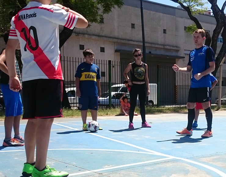 Argentina Football Community Project