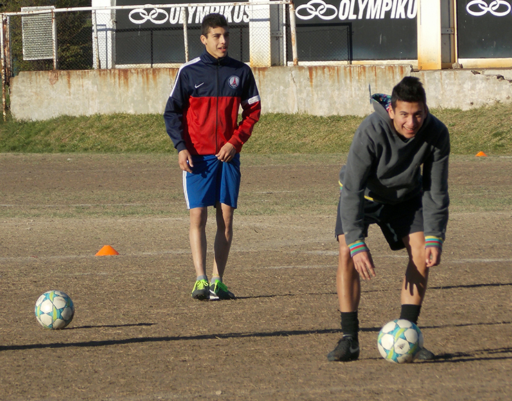 Argentina Club Football Camp