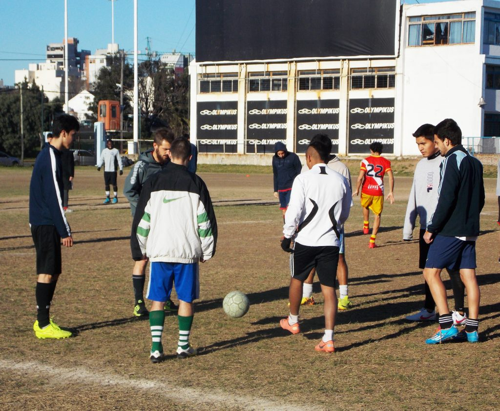 Higher Level Football Training in Argentina