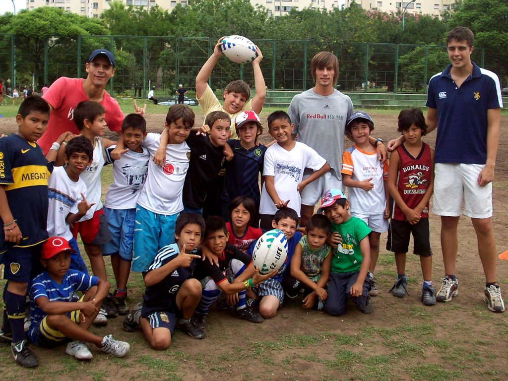Argentina Rugby Coaching Project