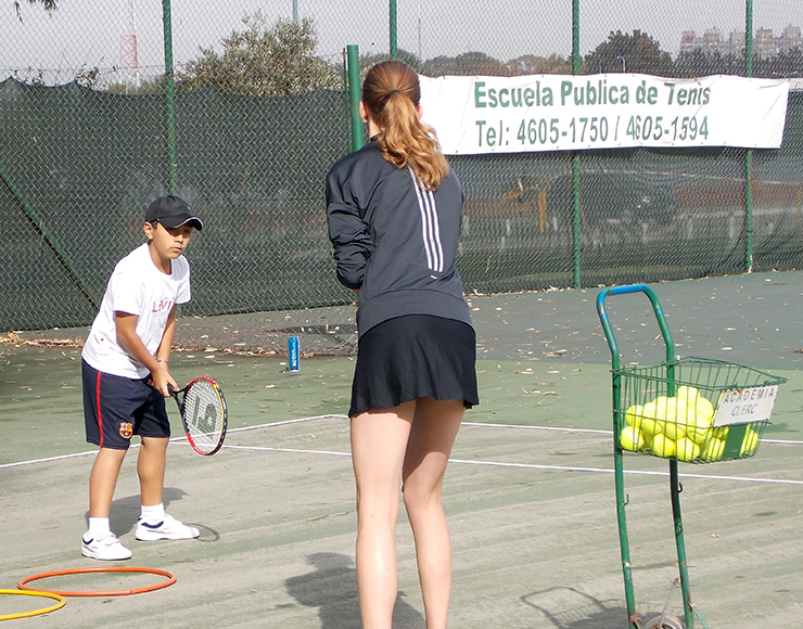 Tennis Coaching Project in Argentina, Buenos Aires 2565