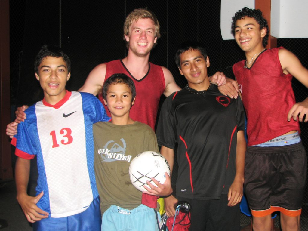 Football Coaching Project in Costa Rica
