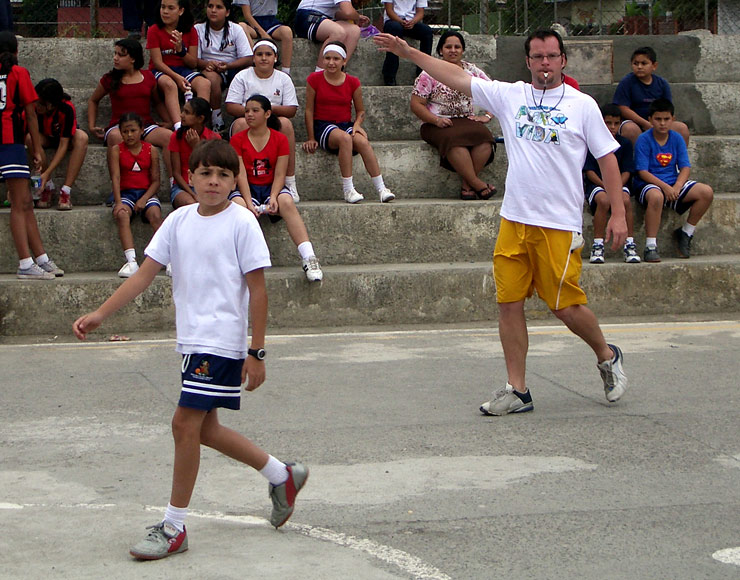 Football Coaching Project in Costa Rica, Esparza 2550