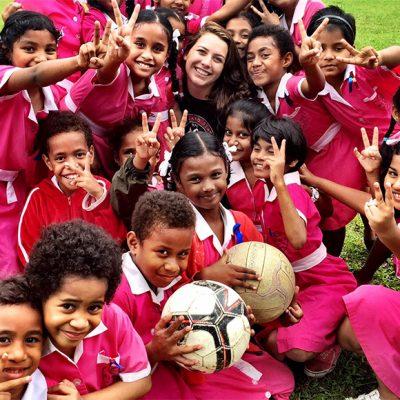 Multi-Sports Coaching Project in Fiji, Suva