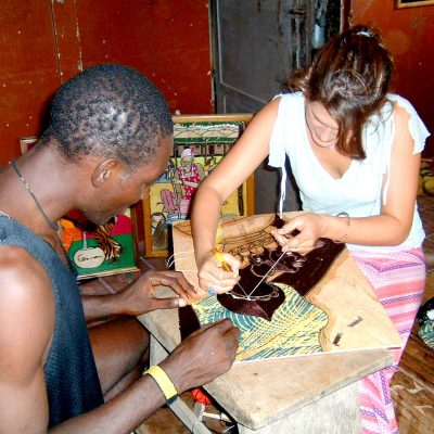 Art and Craft Volunteer Project Abroad in Ghana, Accra