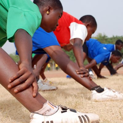 Athletics Coaching and Training in Ghana, Accra