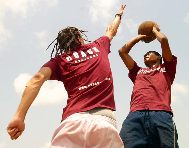 Basketball Tour Africa