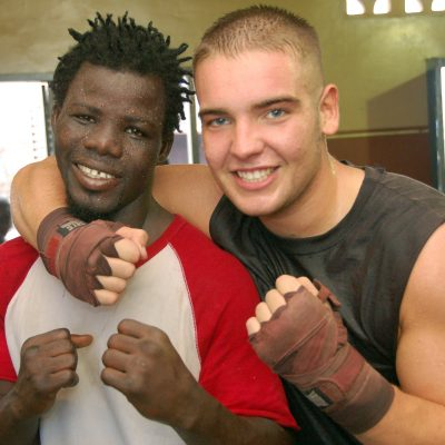African Boxing Experience in Ghana, Accra