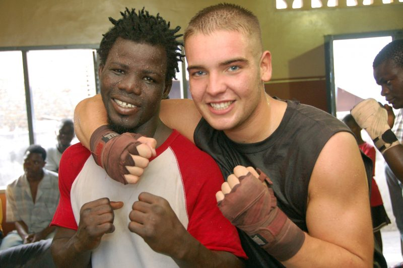 Ghana Boxing Experience