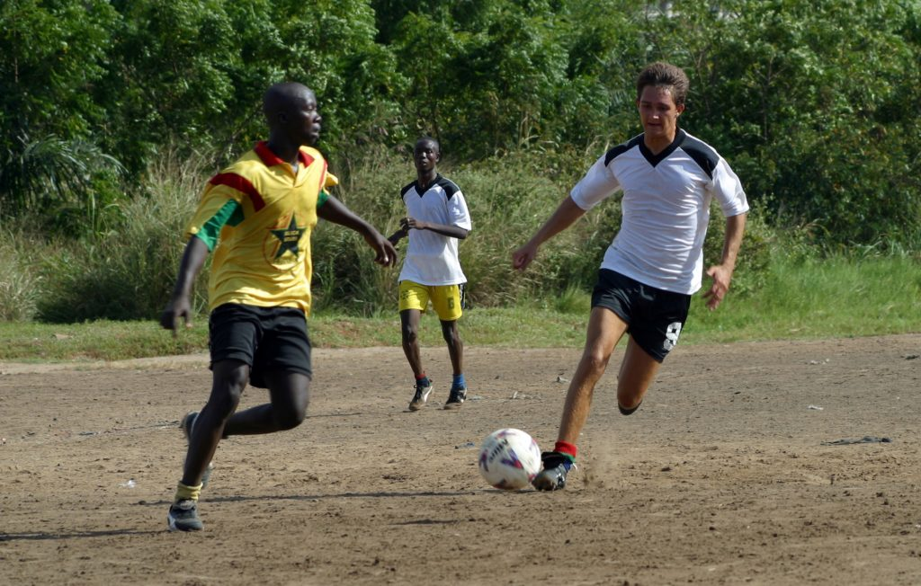 Football Tour in Ghana