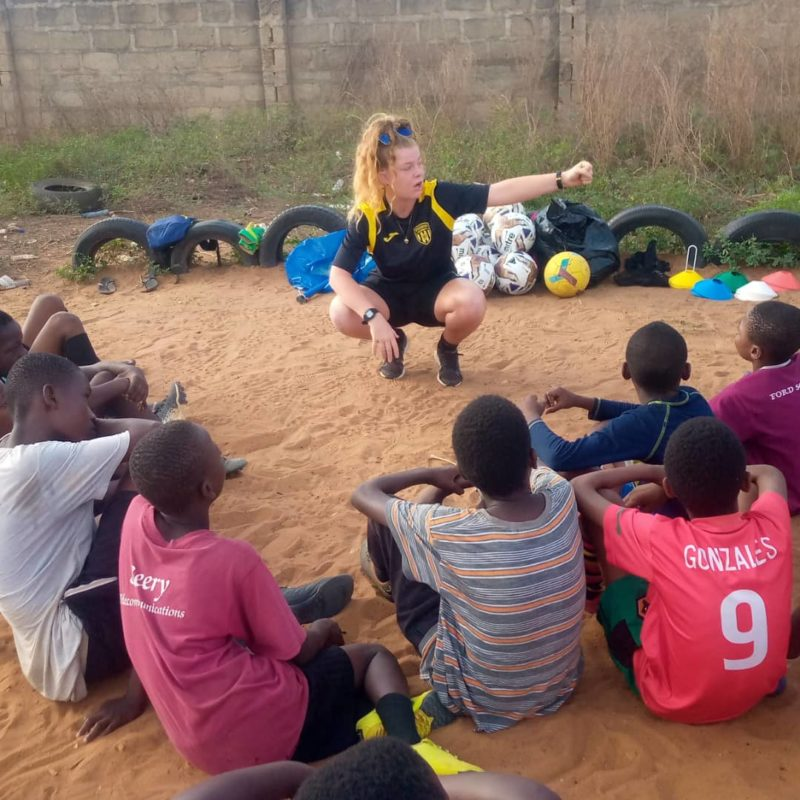 Football Sports Tour in Africa