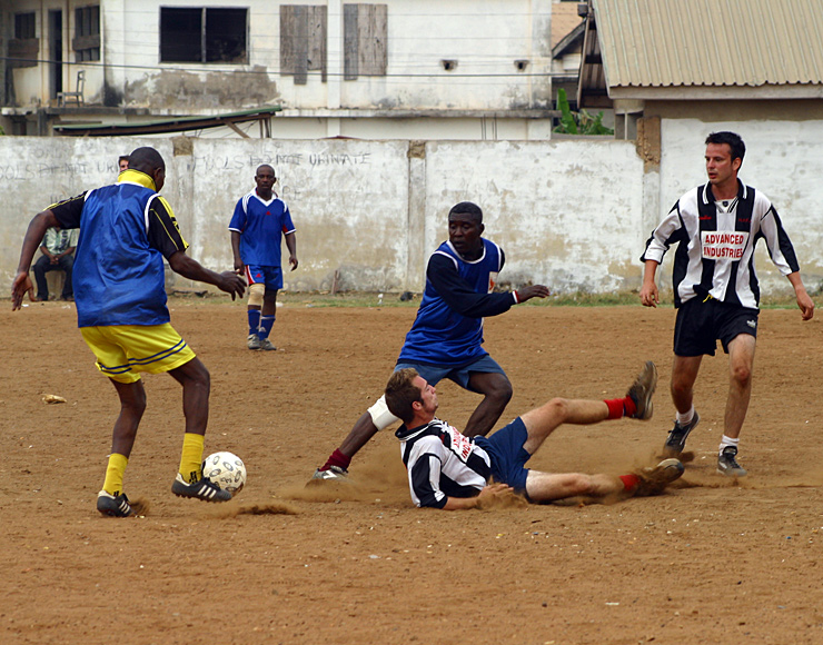 Ghana Football & Multi-Sports Tour – 10 days, Accra 2580
