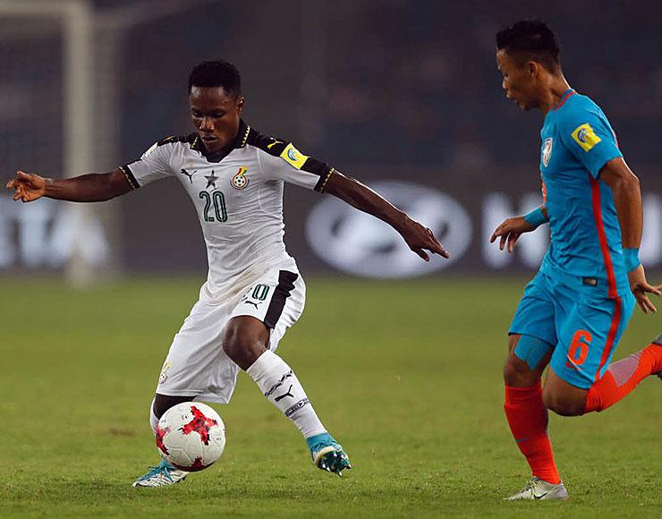 Ghana u17 Fifa World Cup Issac Gyamfi