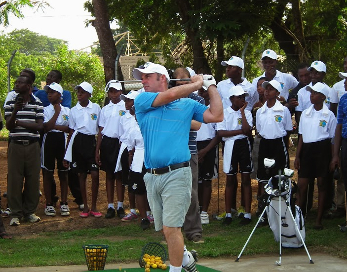 Play Golf in Ghana