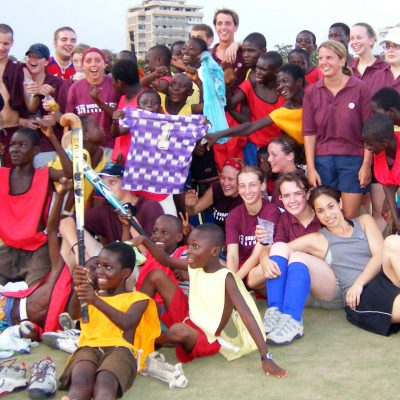 Hockey Coaching Volunteer Project in Ghana, Accra