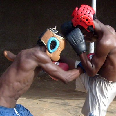 Martial Arts Training Experience in Ghana, Accra