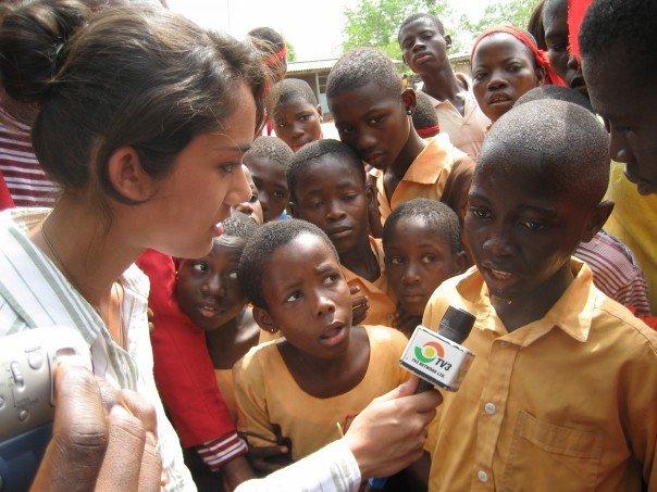 Media Internship Africa
