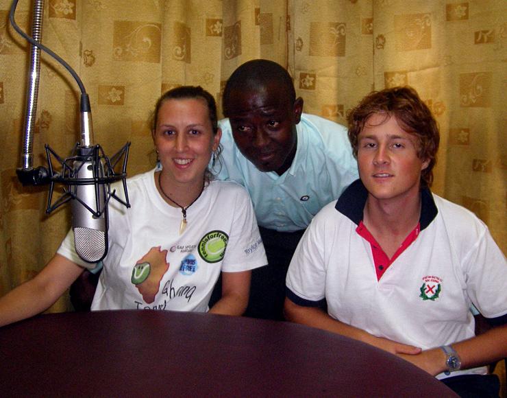 Radio Broadcasting Internship Ghana