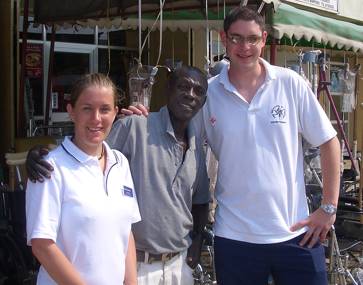 Sports Physiotherapy Internship in Ghana, Accra 2590