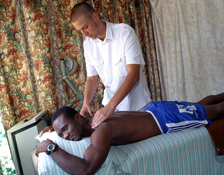 Sports Physiotherapy Internship Ghana