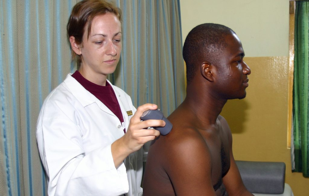 Physiotherapy Internship Africa