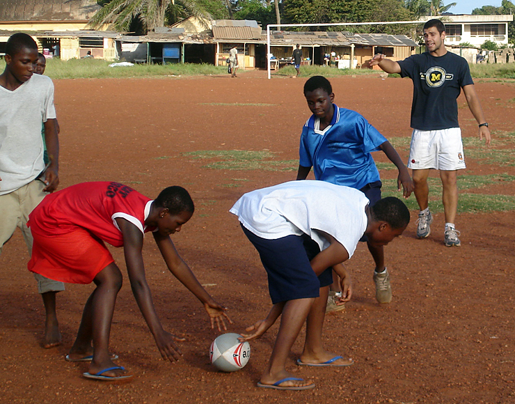 Ghana Rugby Project