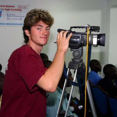 Sports Film and Media Production Internship in Ghana, Accra