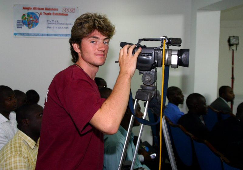 Sports Film and Media Production Internship in Ghana, Accra 2579