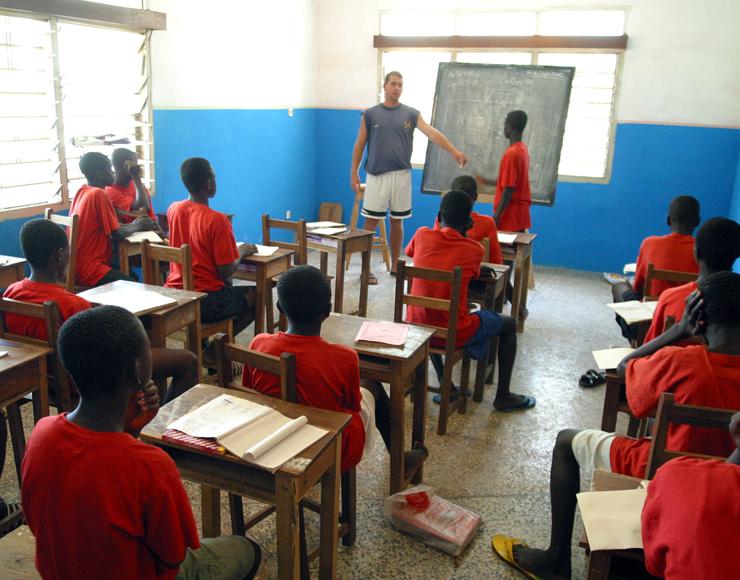 African Teaching Programme Ghana
