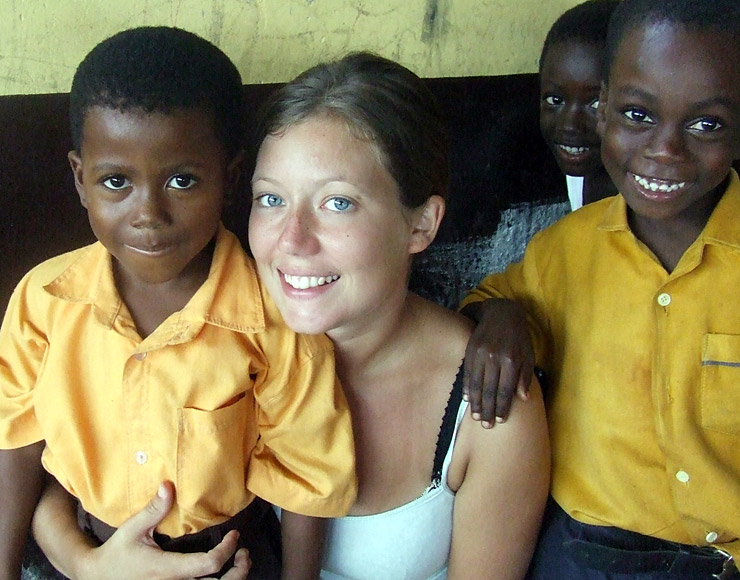 Volunteer Teaching Project in Ghana