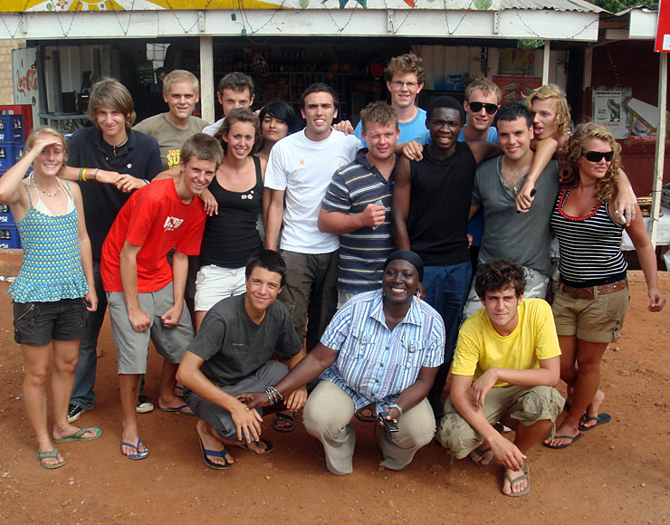 Volunteer Projects in Ghana
