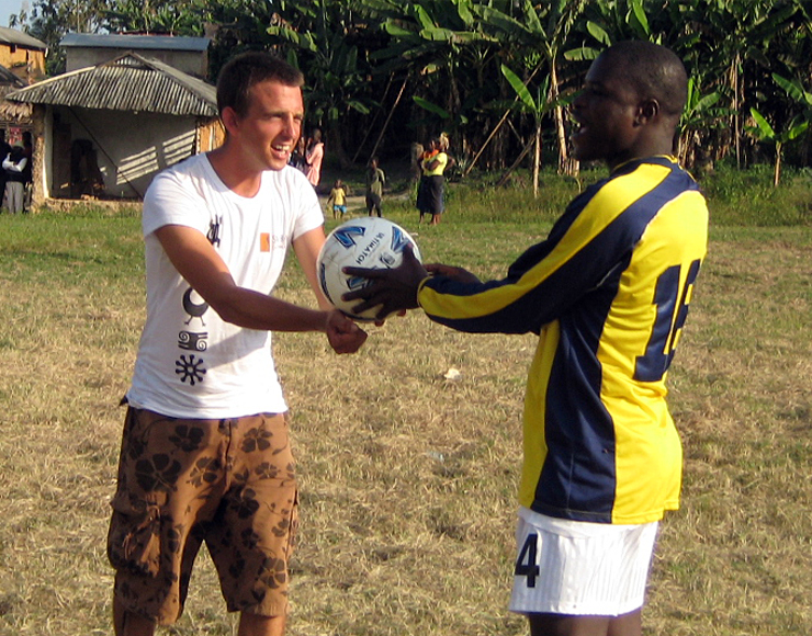 Coach Volleyball in Ghana