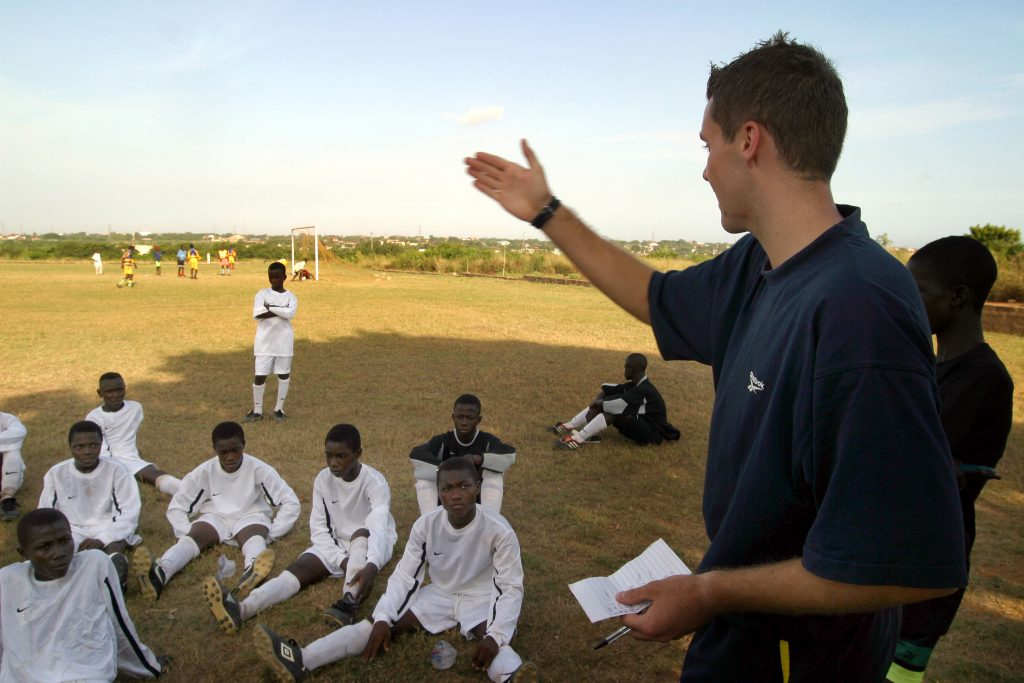 Sports Psychology Internship in Ghana