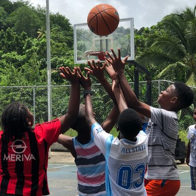 Basketball Coaching Volunteer Project in St Lucia, Castries