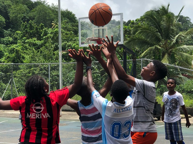 Basketball Coaching Project Caribbean